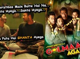 Golmaal (4) Again Trailer is Out Now and it's hilarious