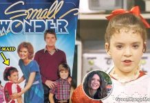 Popular TV show Small Wonder Cast Then Vs Now