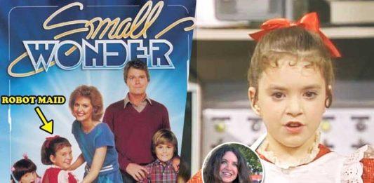 Popular TV show Small Wonder Cast Then Vs Now