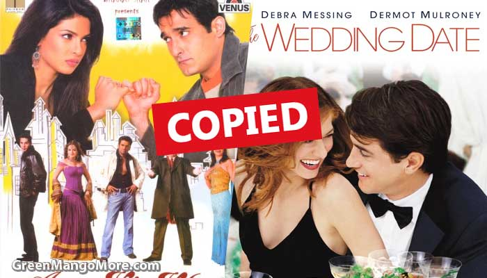 Priyanka chopra's aapki khatir movie copied from the wedding date