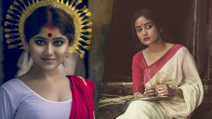 Shuvojit Bid photograpy of some beautiful Indian girls in traditional wear