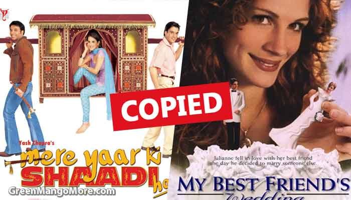 mere yaar ki shaadi hai copied from my best friend's wedding
