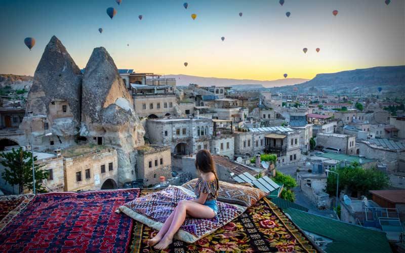 Top 10 Honeymoon Destination Cappadocia Turkey