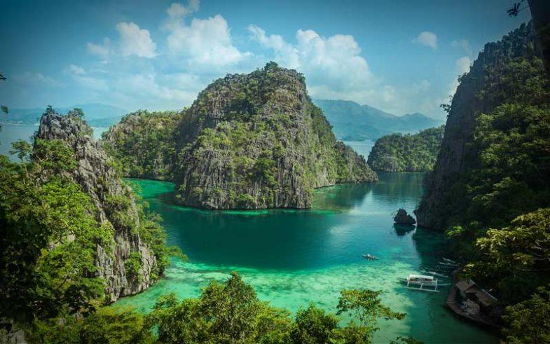 Palawan, Philippines popular Honeymoon Destination