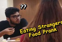 Eating Strangers Food Prank By Funk You (Part - 3)