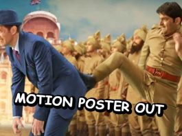 Kapil Sharma'f Firangi motion poster is out,
