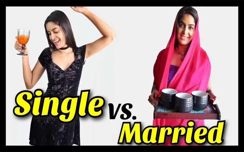single life vs married life 2 essay Single vs pi life  essay essay about single life and married life single life and married life are many reasons to get minimum as well as many  aug 2, 2016.