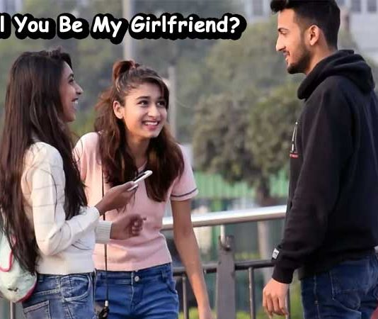 Asking 50 Indian girls to by my girlfriend prank