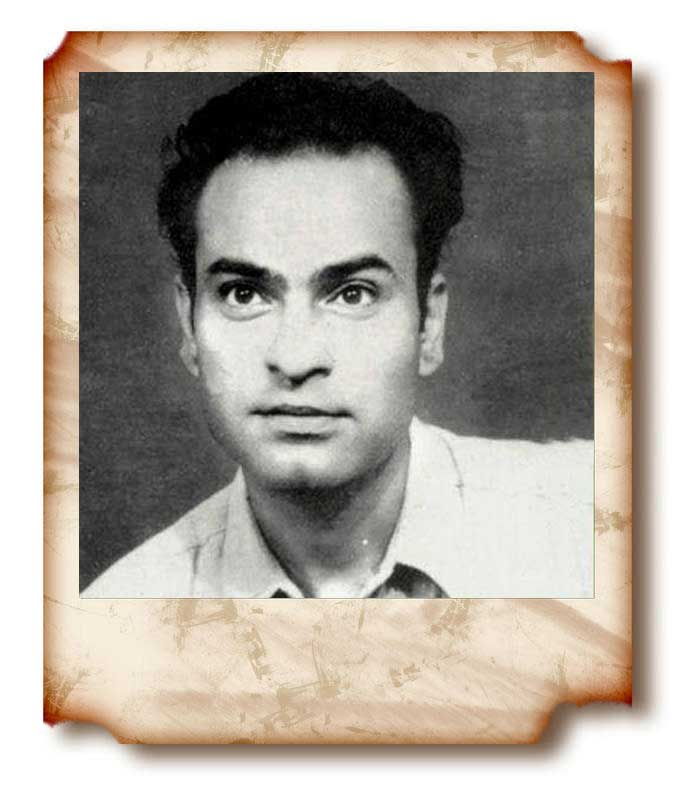A.K Hangal young unseen picture