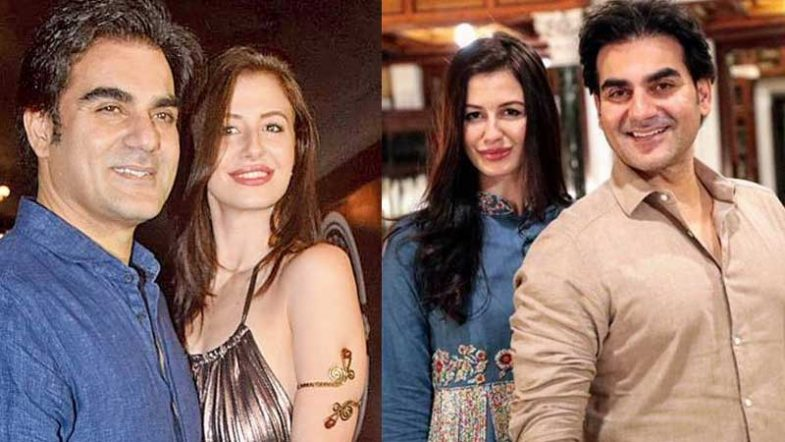 Arbaaz Khan New Girlfriend Giorgia Andriani