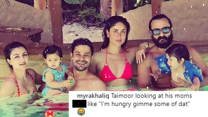 Kareena kapoor and soha ali khan got slut shaming comments for wearing bikini on Instagram
