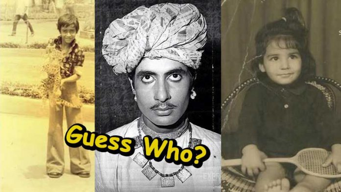 Unseen Old Pictures of Bollywood Stars (Rare Pictures Collection)