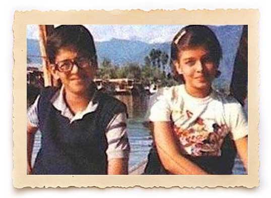 Aishwarya Rai young unseen picture