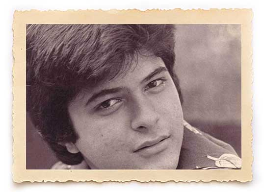 Anil Kapoor young unseen picture