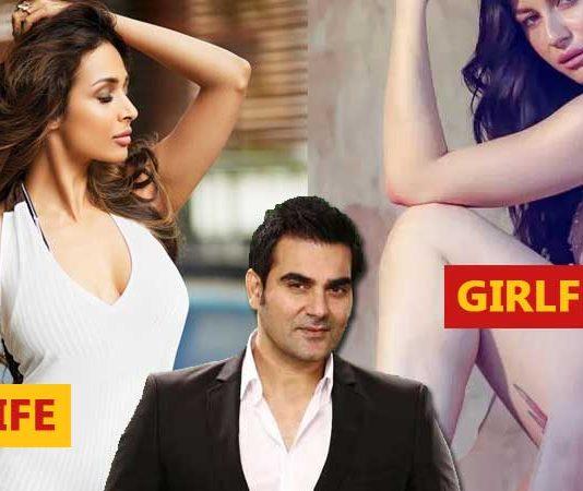 Arbaaz Khan Rumor Girlfriend