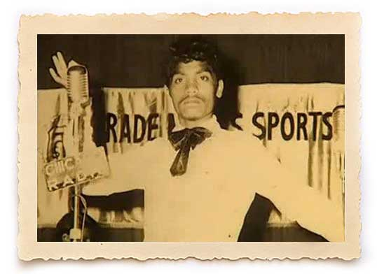 Johnny Lever young unseen picture
