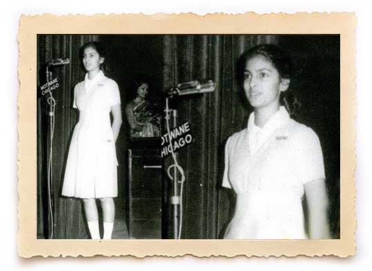 Juhi Chawla young unseen Rare picture