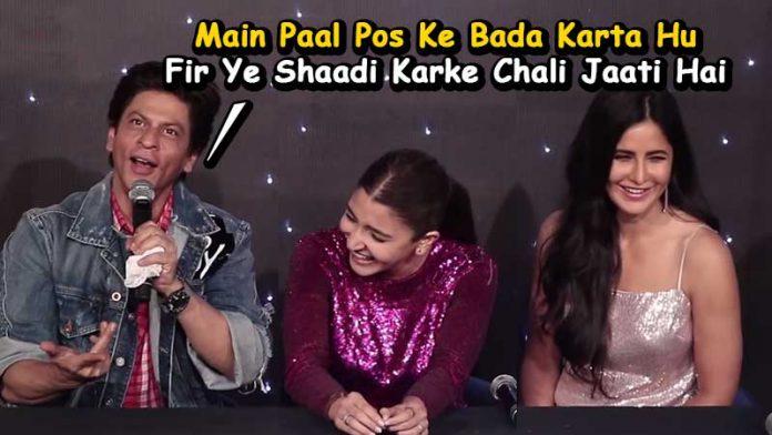 Shahrukh Khan Funny Reply on Deepika-Ranveer's Wedding