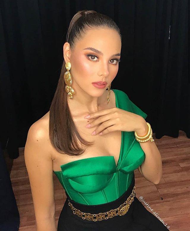 Beautiful Catriona Gray, Miss Universe 2018