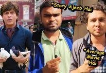 public reaction on Shahrukh Khan ZERO movie