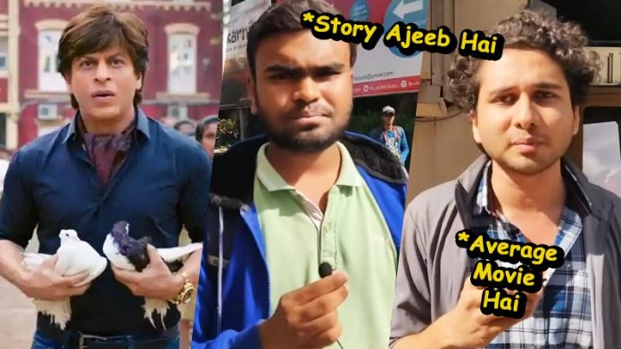 public reaction on Shahrukh Khan ZERO movie