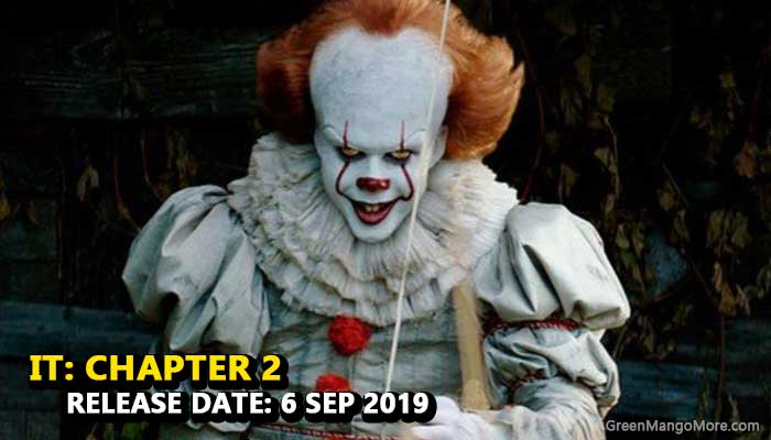 IT chapter 2 Hollywood movie 2019