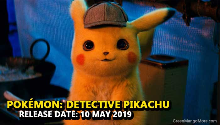 Pokemon Hollywood movie 2019