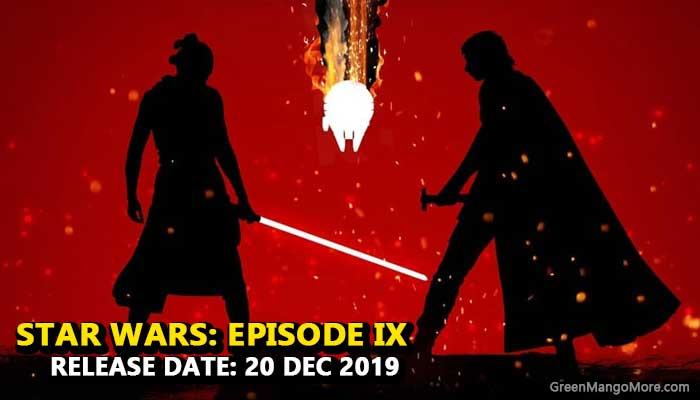Star Wars 9 Hollywood movie 2019