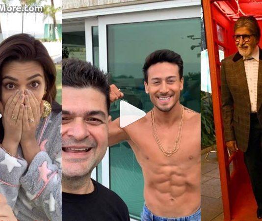 Photo Shoot Fun: Bollywood Stars in Dabboo Ratnani 2019 Calendar