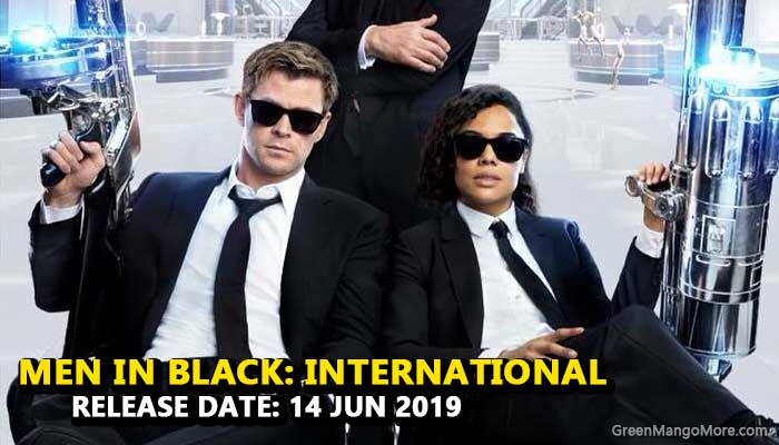Men in Black International Hollywood movie 2019