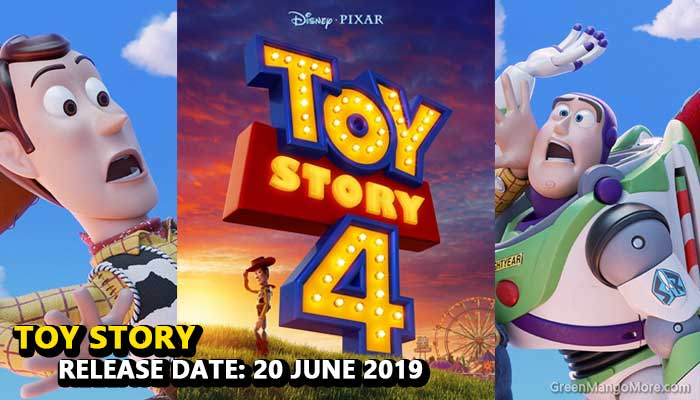 Toy Story 4 Hollywood movie 2019