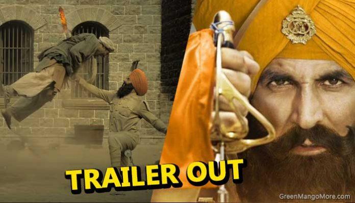 Akshay Kumar Kesari Movie Trailer