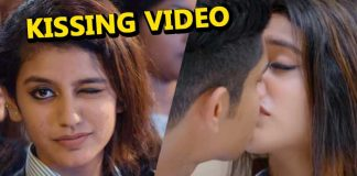 Priya Prakash Varrier Goes Viral Again, This Time You Will See Her Kissing
