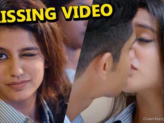 Priya Prakash Varrier Goes Viral Again, This Time You Will See Her Kissing