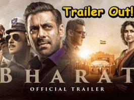 Salman Khan, Katrina Kaif's BHARAT movie trailer is out now!