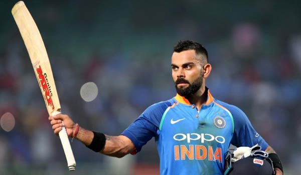 Virat kohli in 2011 world cup and now