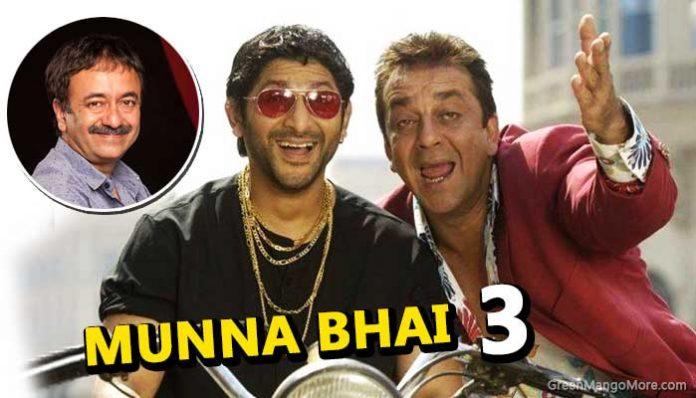 Sajay dutt planning to make munna bhai MBBS sequel