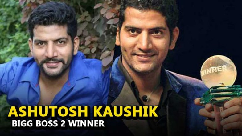 Ashutosh Bigg Boss Season 2 Winner
