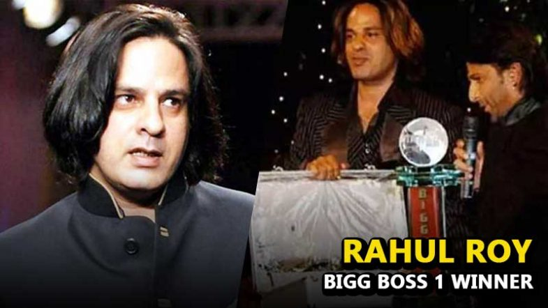Rahul Roy The Winner of Bigg Boss Season 1
