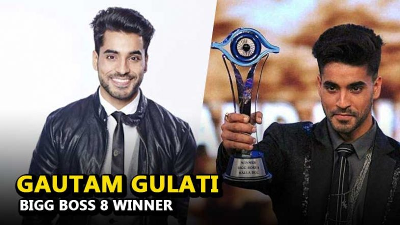 Gautam Gulati Bigg Boss Season 8 Winner