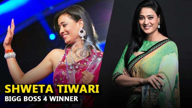 Shweta Tiwari Bigg Boss Season 4