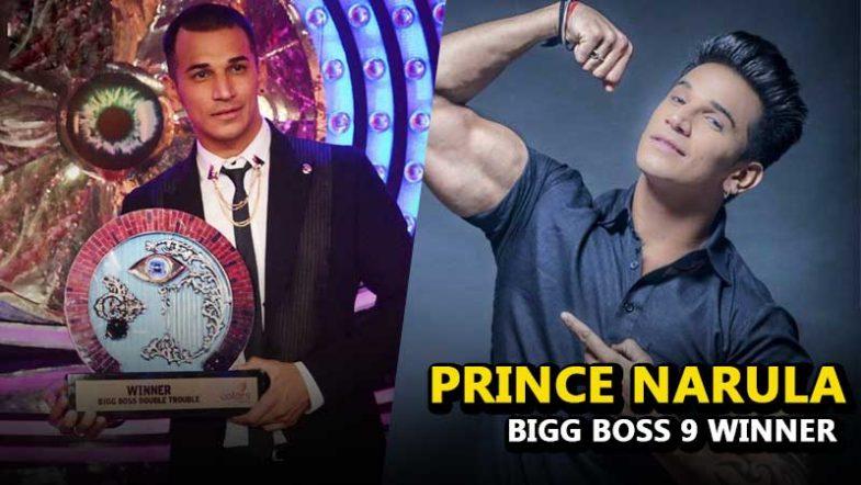 Bigg Boss 9 Winner Prince Narula