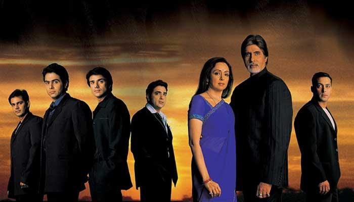 Most Sanskari movie Baghban