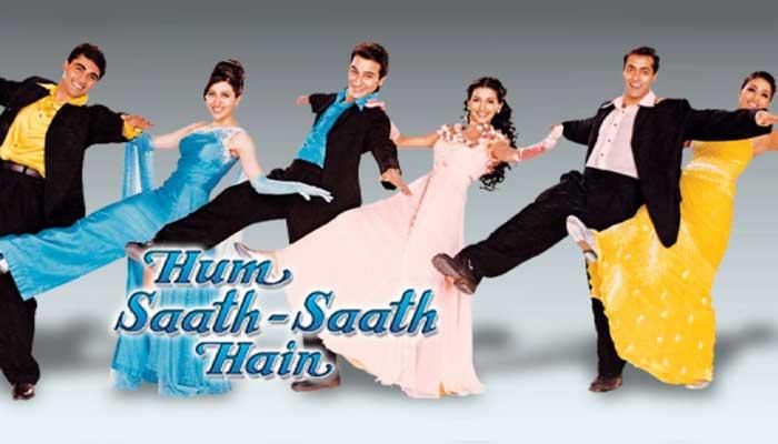 Sanskari movie Hum Sath Sath Hai