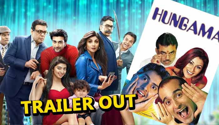 Hungama Trailer Out Now   Sequelof Hungama Movie